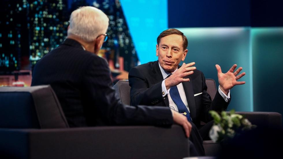 David Petraeus Interview Excerpt image