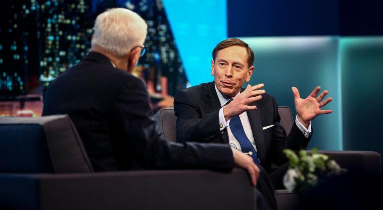 The David Rubenstein Show: Peer to Peer Conversations: David Petraeus Interview Excerpt