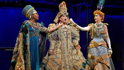 """Great Performances -- Anthony Roth Costanzo Sings """"Hymn to the Sun"""" from Akhnaten"""
