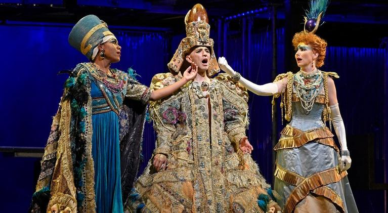 "Great Performances: Anthony Roth Costanzo Sings ""Hymn to the Sun"" from Akhnaten"