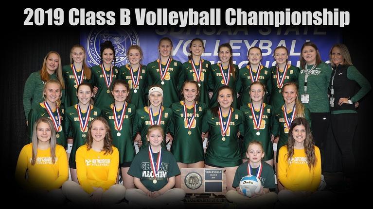 High School Activities: 2019 Class B SDHSAA Volleyball Championship