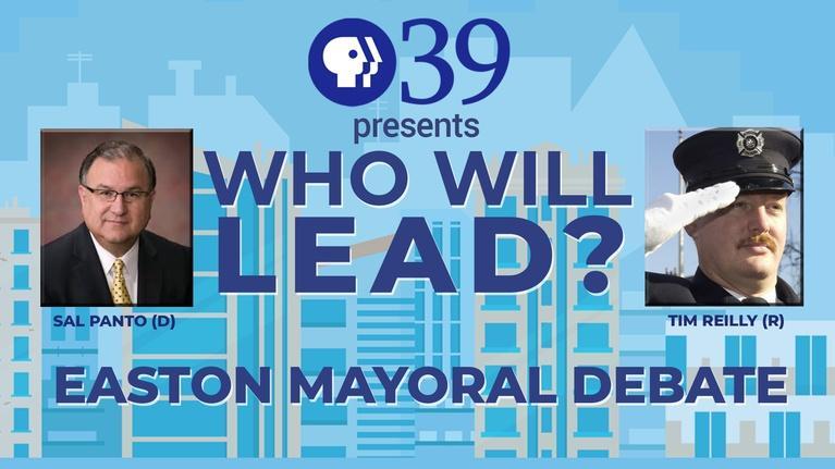 WLVT Specials: Easton Mayoral Debate