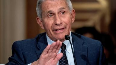 Dr. Fauci on vaccine mandates, reopening schools, boosters