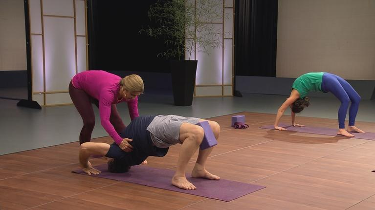 Yoga in Practice: Become an Able Vessel
