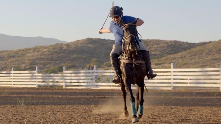 Crossing South: Polo & Oryx