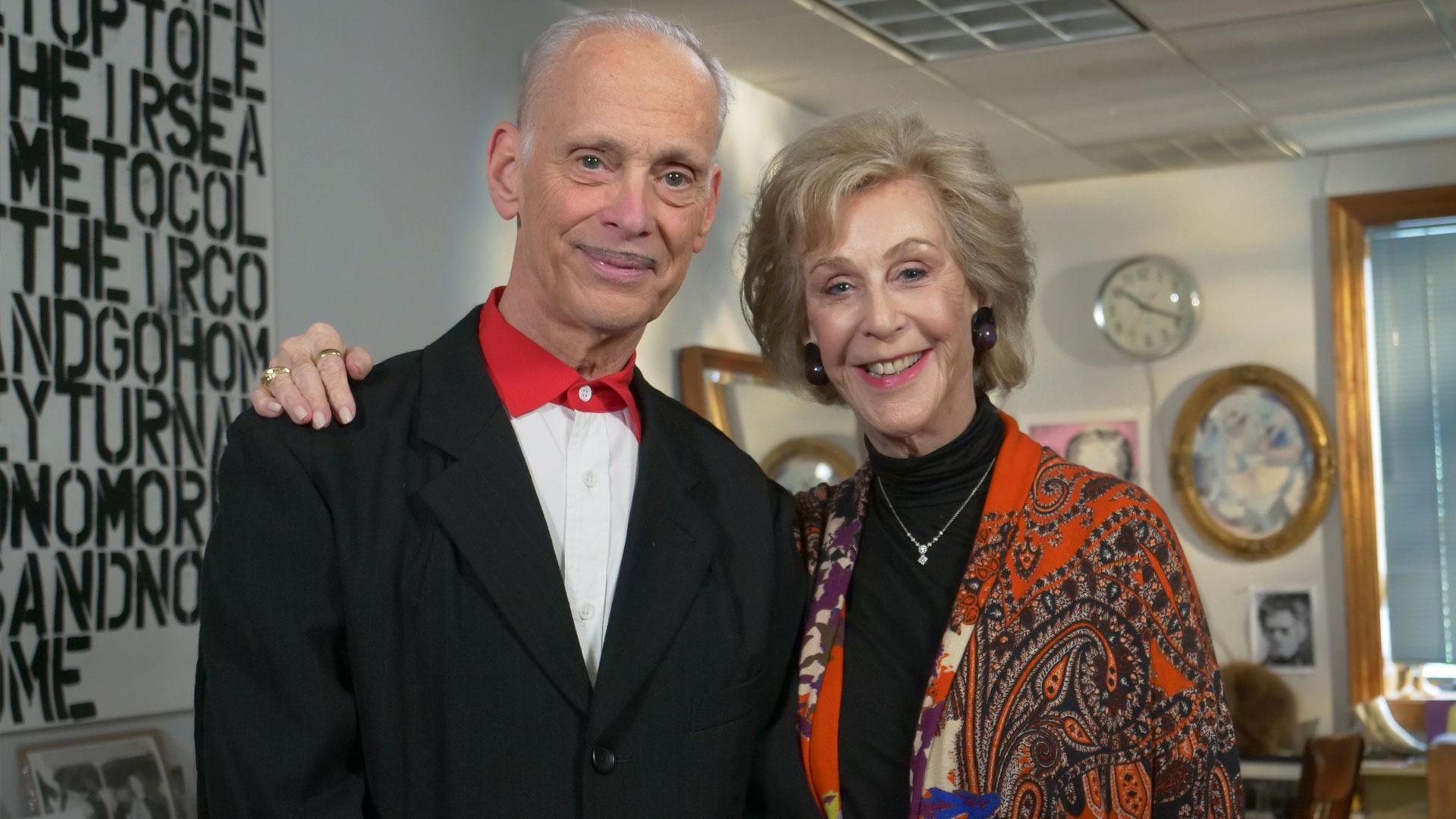 John Waters: An Artworks Special with Rhea Feikin
