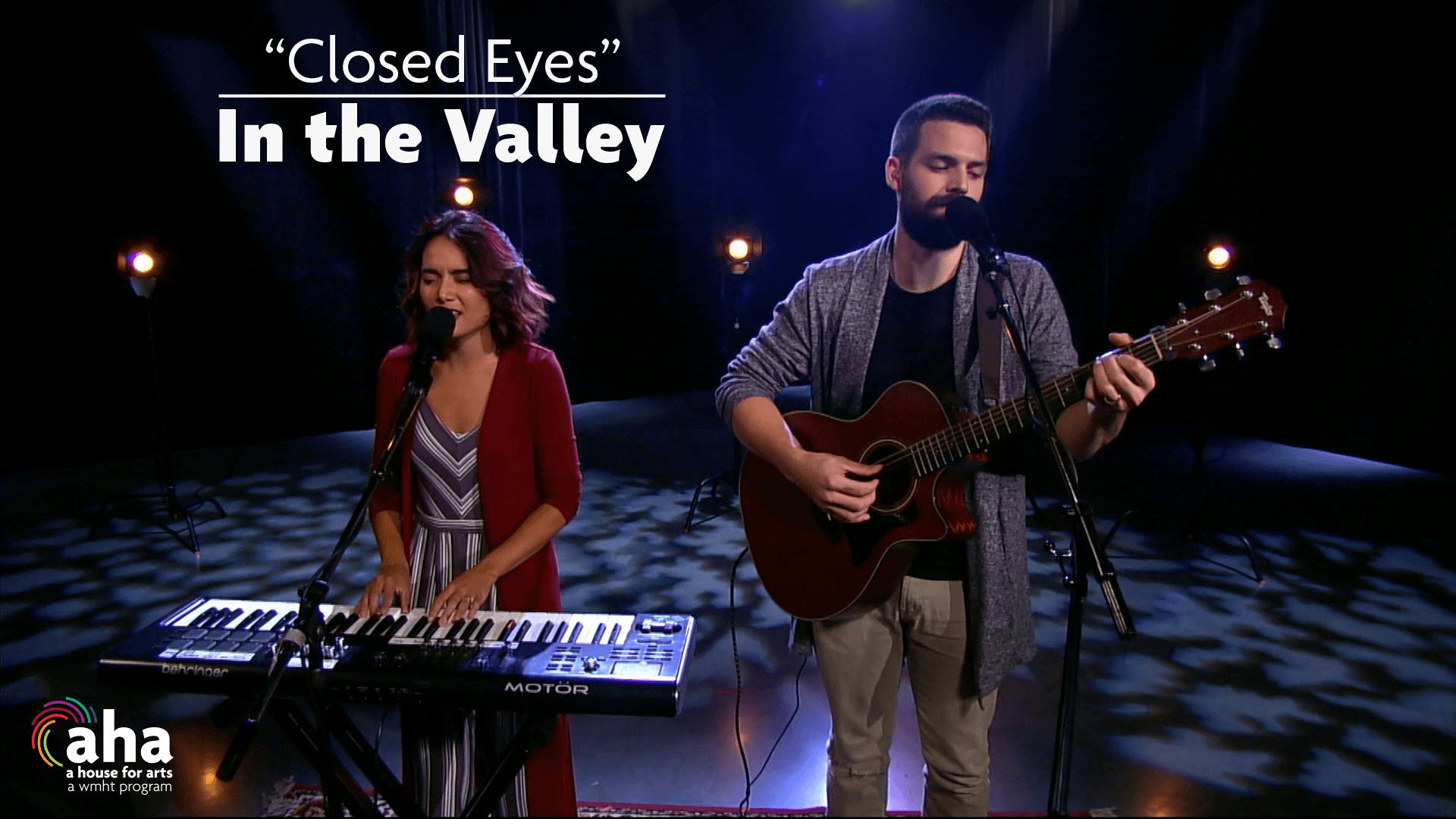"AHA! | 620: In the Valley: ""Closed Eyes"""