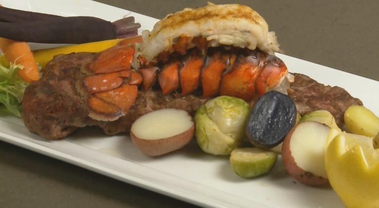 Charlotte Cooks: Charlotte Cooks Lobster Tail