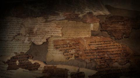 NOVA -- Experts Investigate Dead Sea Scroll Forgeries