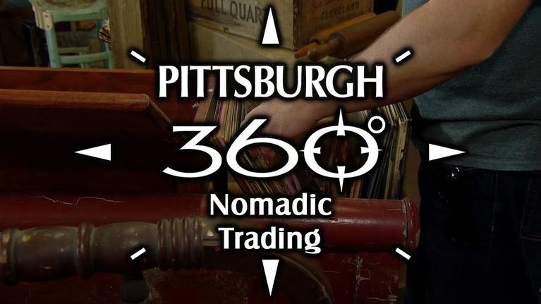 Pittsburgh 360: Nomadic Trading Company
