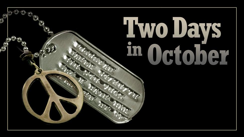 Two Days in October image