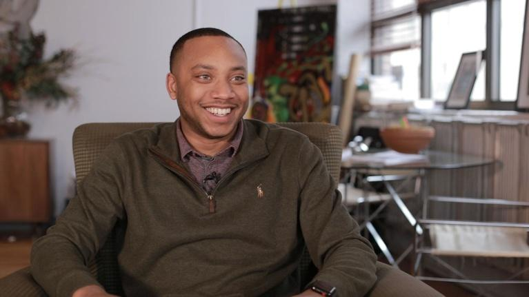 MPT Digital Studios: Voices of Baltimore: Kwame Rose Update