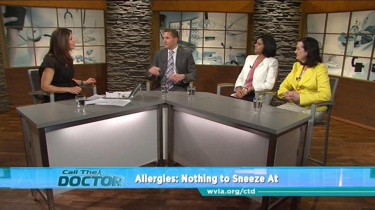 Call The Doctor: Allergies: Nothing to Sneeze At