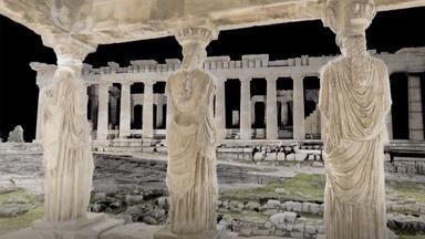 The Acropolis in Virtual Reality
