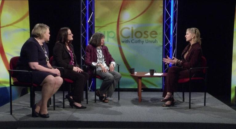 Up Close With Cathy Unruh: November 2018: Autism