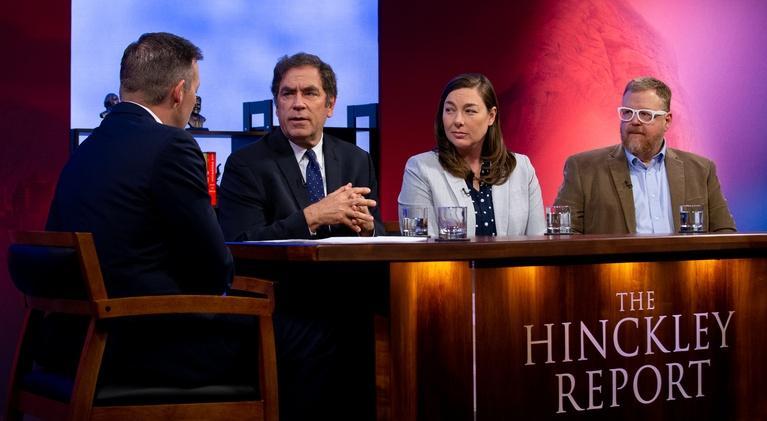 The Hinckley Report: Tax Reform Concerns
