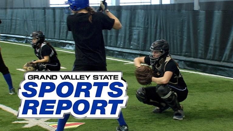 Grand Valley State Sports Report: GVSSR - 02/12/2018 - Full Episode