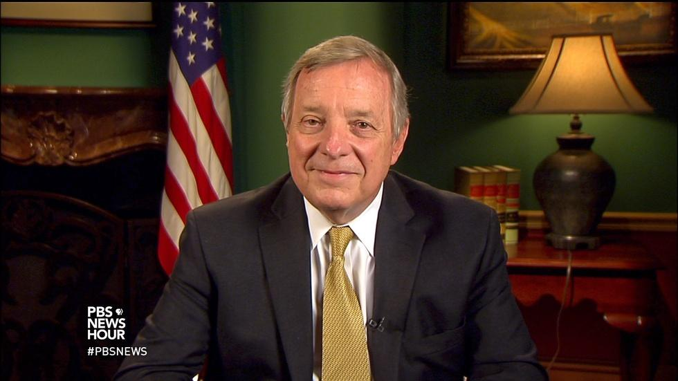 Durbin: DACA 'epitaph could turn into an opportunity' image