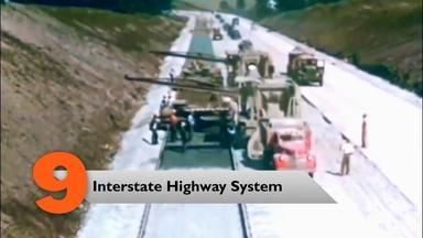 Modern Marvels   Interstate Highway System