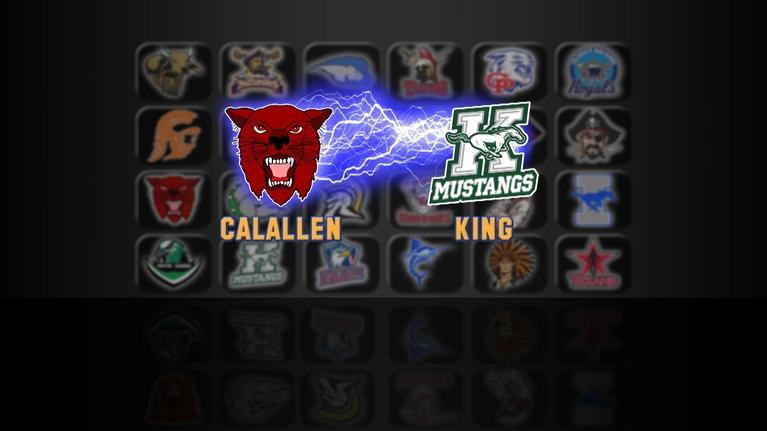 Challenge!: CALALLEN VS. KING