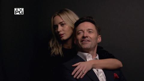 Variety Studio: Actors on Actors -- Emily Blunt and Hugh Jackman