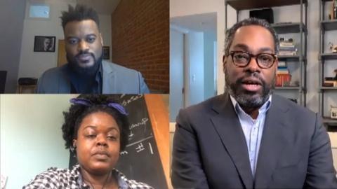 American Black Journal -- John Sloan & Curtis Renee Extended Interview