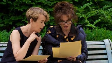 Helena Bonham Carter Reads A Letter From The Past