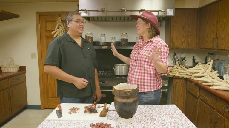 Around the Farm Table: Oneida Agriculture