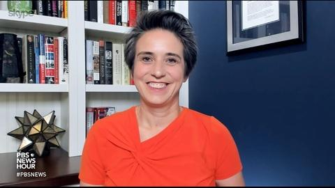 Tamara Keith and Amy Walter on presidential poll numbers