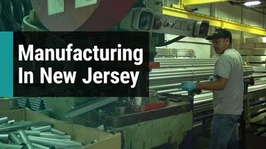 Manufacturing growth brings jobs to NJ