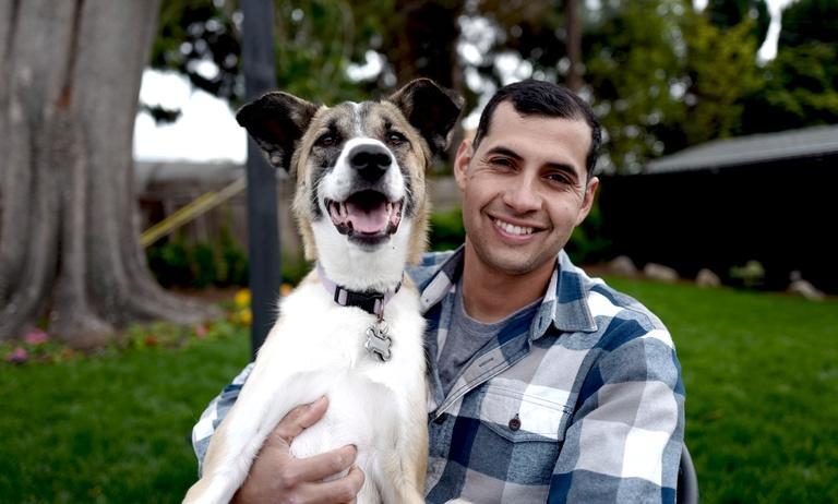 The Unbreakable Bond Between a Combat Veteran and His Puppy