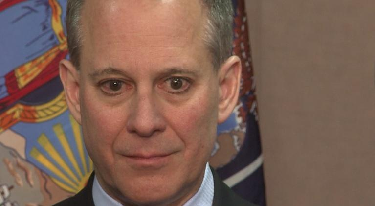 New York NOW: Albany Reacts to Schneiderman Shocker