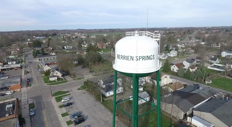 WNIT Specials: Our Town Berrien Springs Preview Tonight