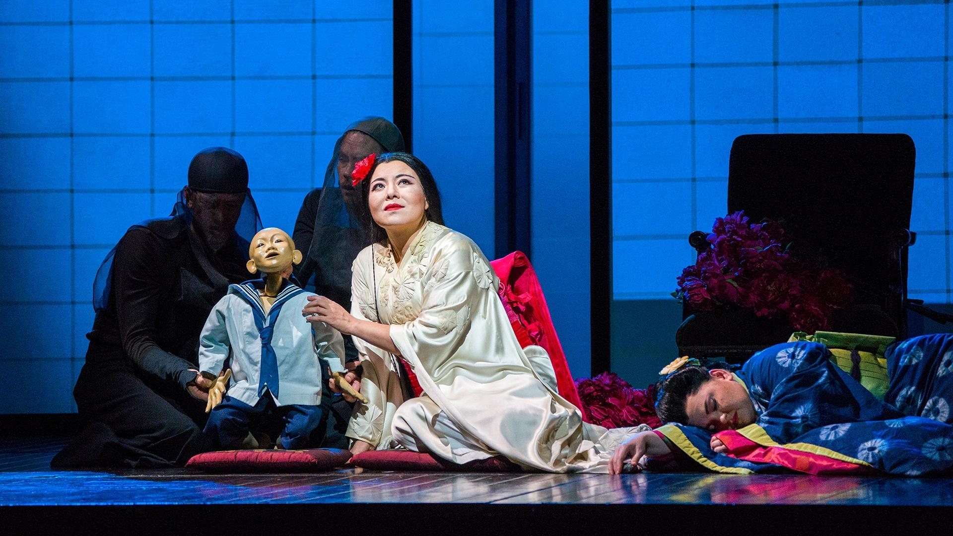 GP at the Met: Madama Butterfly