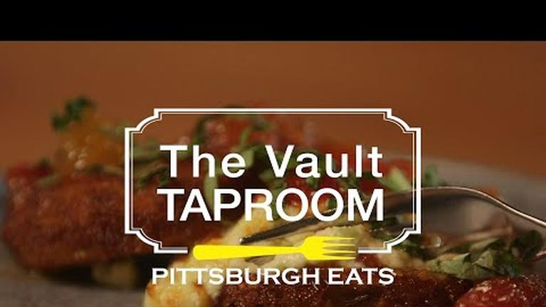 Pittsburgh Eats: Vault Taproom