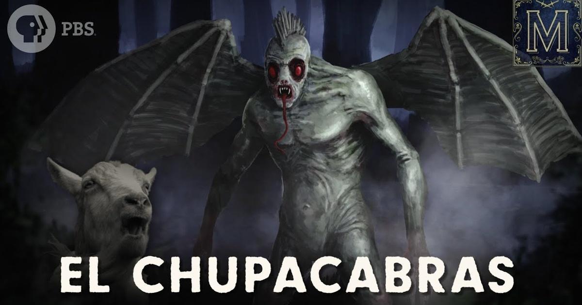 Monstrum | El Chupacabras, a Modern Mystery | Season 1 ... |Chupacabra Book