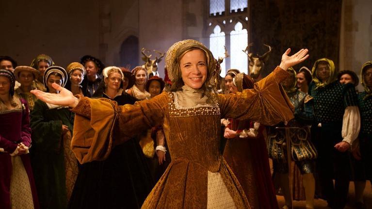 Arizona PBS Previews: Lucy Worsley's 12 Days of Tudor Christmas