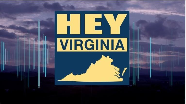 Hey Virginia: Hey Virginia - September 2017