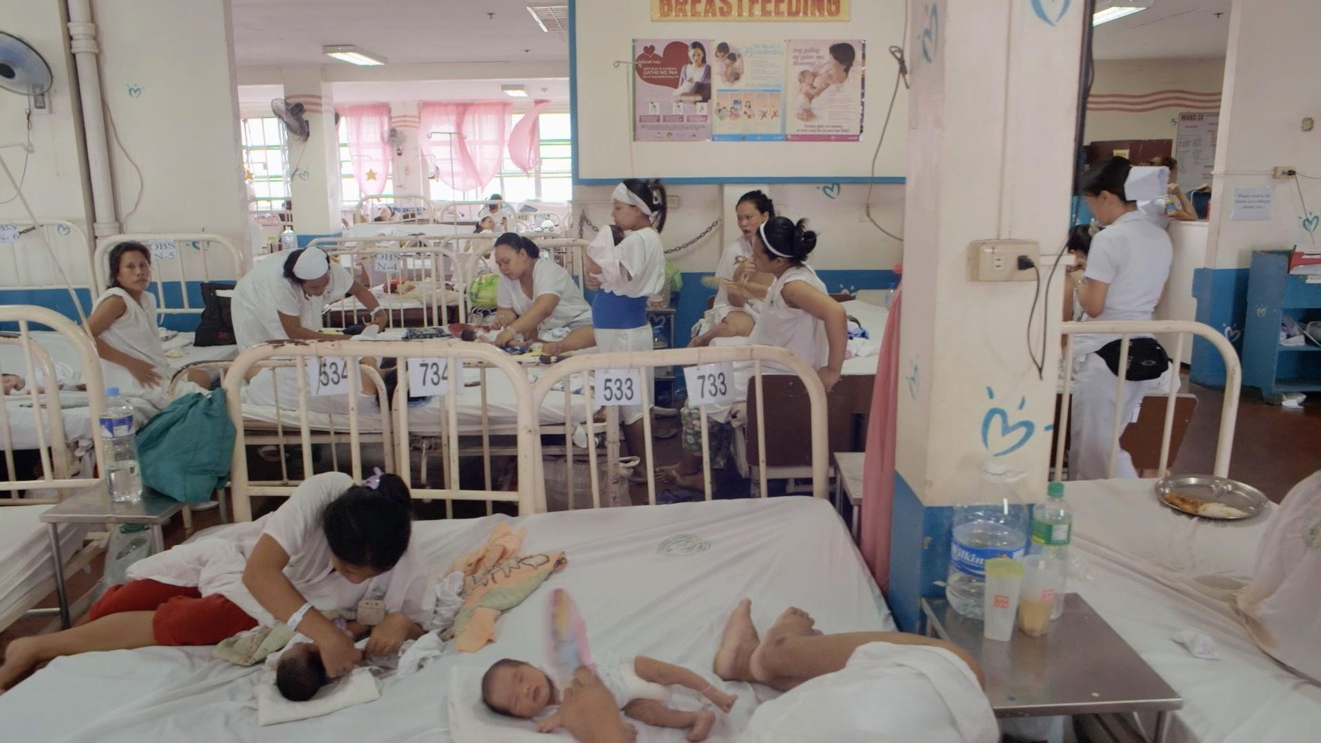 Motherland: Fabella Memorial Hospital