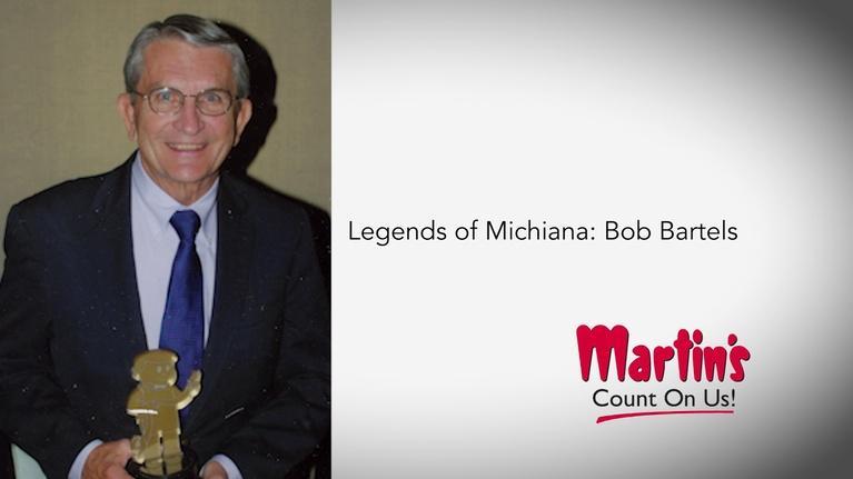 WNIT Specials: Legends of Michiana: Bob Bartels
