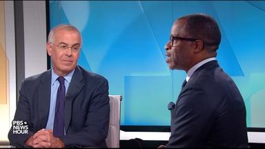 Brooks and Capehart on border politics, Biden's job approval