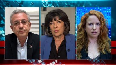 Amanpour and Company | Tension in The Middle East After Israeli Air Strike