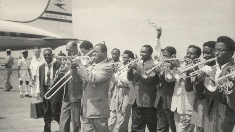 The Jazz Ambassadors: America Combats Soviet Propaganda About Racism & Segregation