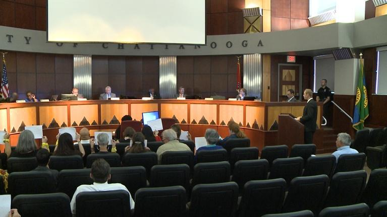 Chattanooga City Council Highlights: July 23rd, 2019