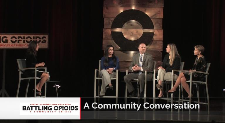 WVIA Special Presentations: Battling Opioids: A Community Conversation