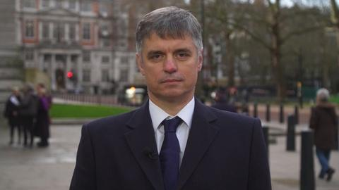 Amanpour and Company -- Ukrainian Foreign Minister Vadym Prystaiko