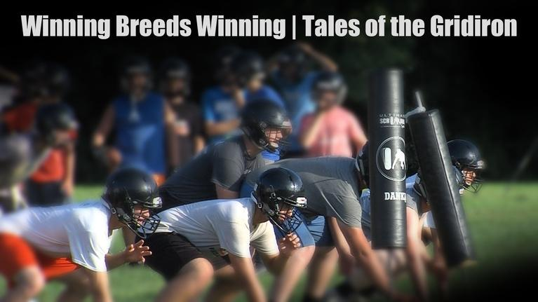 In Play: Tales of the Gridiron: Winning Breeds Winning