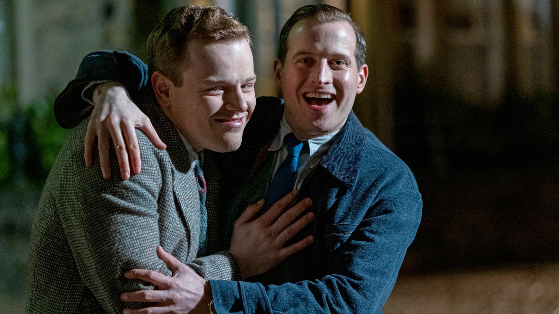 The Bromance: James & Tristan