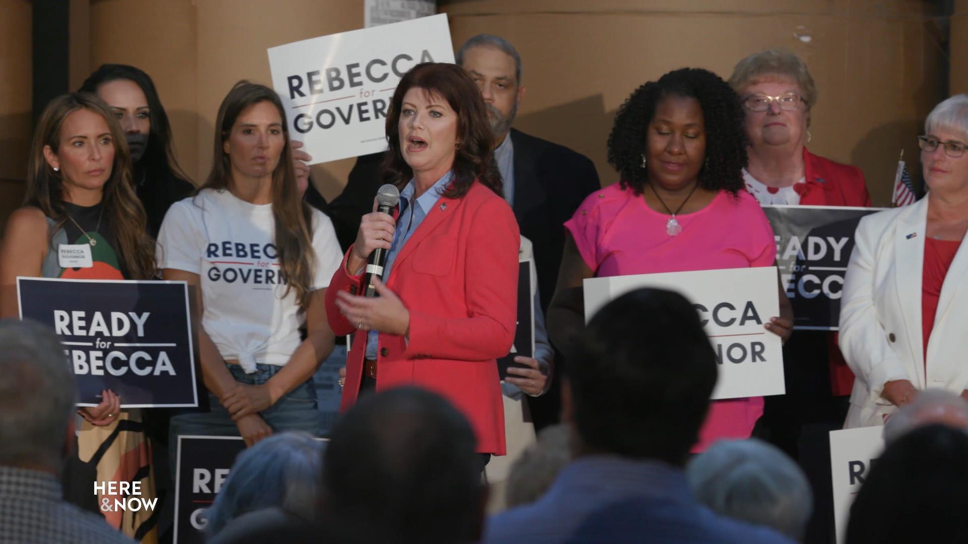 Rebecca Kleefisch Announces Campaign for Governor