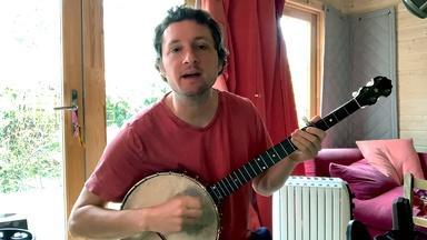 Musician Sam Amidon makes folk classics his own
